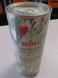 マレーシアの紅茶